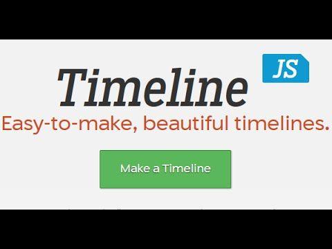 24 примера использования медиаресурсов в сервисе TimeLineJS (часть 1/3)