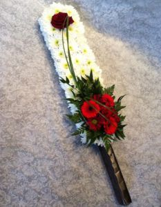 Cheap funeral flowers London Best flowers for funerals Funeral flowers online