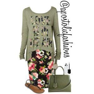 Apostolic Fashions #1543