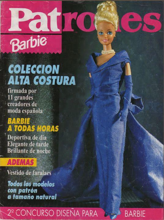 254 besten Barbie Patterns - Miscellaneous Bilder auf Pinterest ...