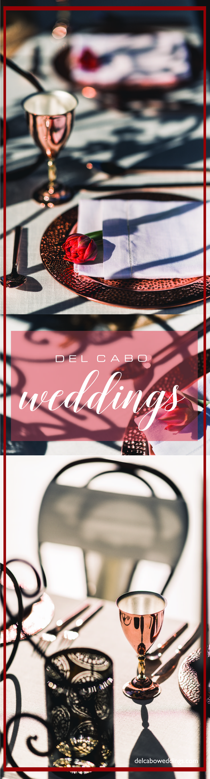 Del Cabo Weddings will amaze you with Mexican beach wedding ideas for you! Check out our board, you will love our decorations!