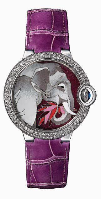 Cartier d'art Ballon Bleu de Cartier watch i want a cartier watch from here…
