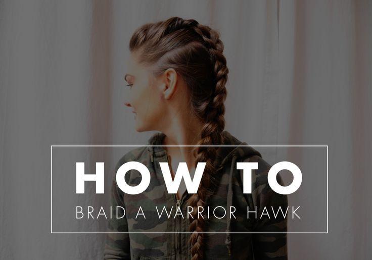 How to Braid a Warrior Hawk | Well of Health
