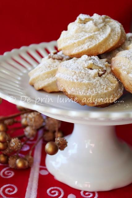 De prin lume adunate...: Fursecuri cu untura/ Romanian Lard Christmas cookies