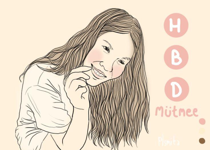 happy birthday #photoshop #portrait