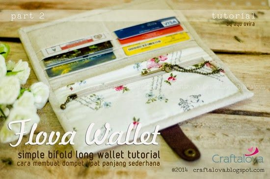 Craftalova: Tutorial: Flova Wallet (Part 2)