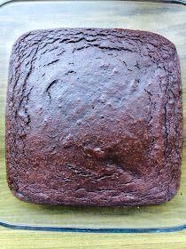 Bade'nin Şekeri: Yeşil Kabaktan Brownie / Zucchini Brownies