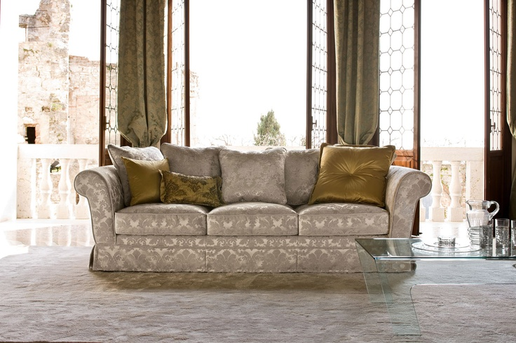 Dafne #sofa -  #Alberta #classic #Collection