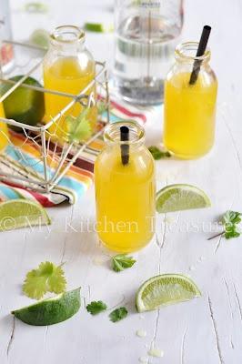 My Kitchen Treasures: Mango Cocktail