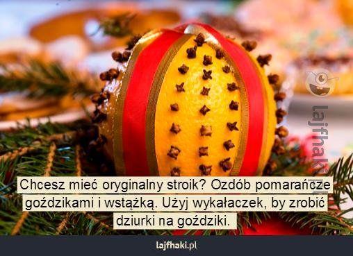 Jak zrobić świąteczny stroik? - pomysły, triki, sposoby,  lifehacki, lifehack, porady