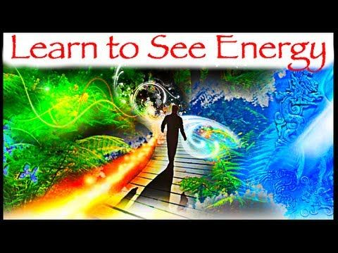How to See Energy in the Air. Learn a simple technique will have you actually seeing energy that makes up the world around you within minutes.