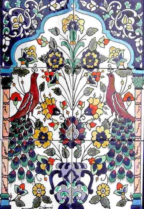 Pin by orhan yeşilyurt on Cini Pano | Pinterest | Ceramics, Tiles and Mosaic