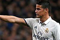 Mercato : une offre de 110 millions d'euros pour arracher James Rodriguez au Real Madrid ?