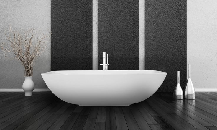 Our Regalo Stone Bath is the most recent addition to our luxury freestanding stone bath range.
