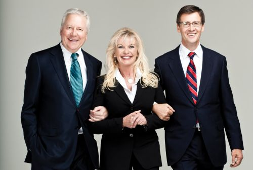 Nu Skin founders Blake Roney, Sandie Tillotson, and Steve Lund - there are not many people in this world with the tenacity and vision to build a company headed for $5 billlion revenue