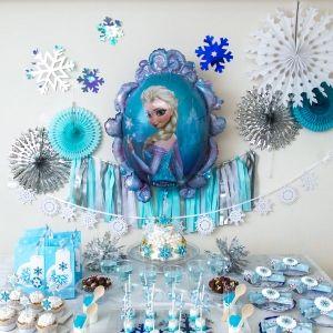 アナと雪の女王パーティー【Candy chouchou】