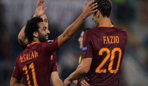 Cuplikan Gol Roma vs Astra 4-0 (Liga Europa)