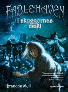 Brandon Mull: I skuggornas makt  Del 3 i en serie fantasyböcker som Viktor och jag läser