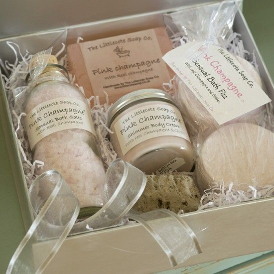 Shop of the week: The Littlecote Soap Co. We love Littlecote Soaps, this set is so lovely! <3