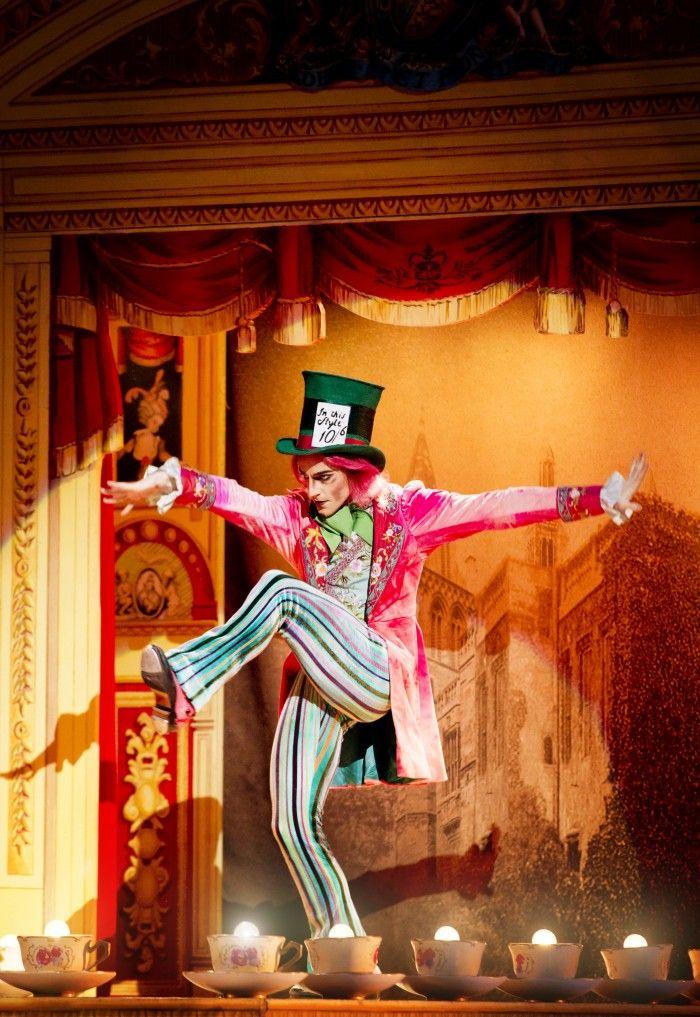 Alice In Wonderland: Life a Wonderland, A Journey