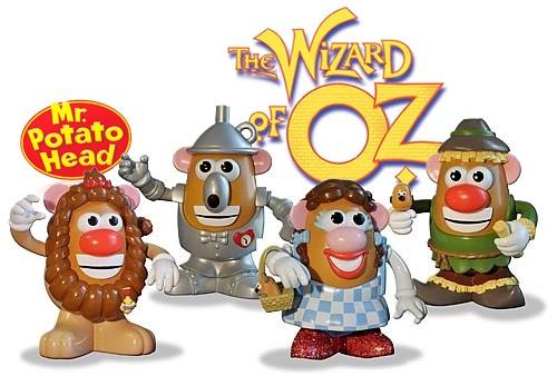 Wizard-of-Oz-Mr-Potato-Head-Set