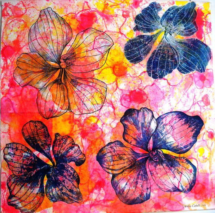 Quattro variazioni per un'estate by Daniela Carletti