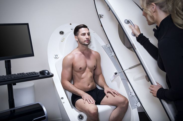 Head to Vegas to Try the NFL-Approved Body Fat Measuring Pod - Observer.com