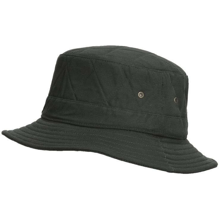 0423a30c Woolrich Bucket Hat - Cotton Oilcloth (For Men and Women) | W