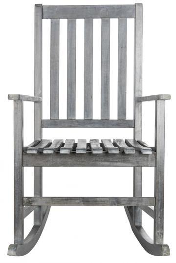 Barstow Rocking Chair - Rocking Chair - Rocker - Outdoor Rocking Chair - Porch Rocking Chair - Porch Chair - Wood Rocker | HomeDecorators.com
