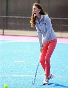 Kate makes skinny jeans sporty