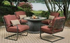 Latest Gas Fire Pit Table Sets Inspirations