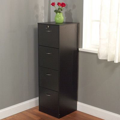 Found it at Wayfair - 4 Drawer Filing Cabinet