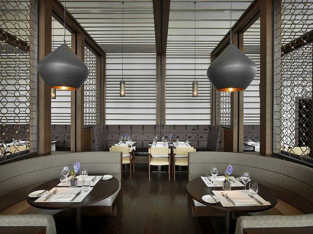Le Méridien Istanbul Etiler—La Torre Restaurant by LeMeridien Hotels and Resorts, via Flickr
