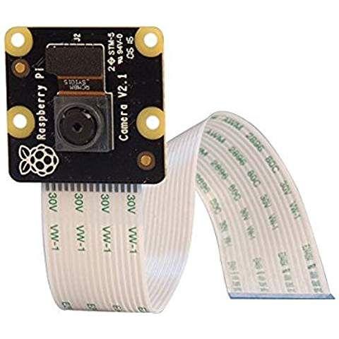 Raspberry Pi Kamera Modul NoIR V2 ohne IR Filter: tages- und nachtsichttaugliches Kamera Modul für alle Raspberry Pi Modelle