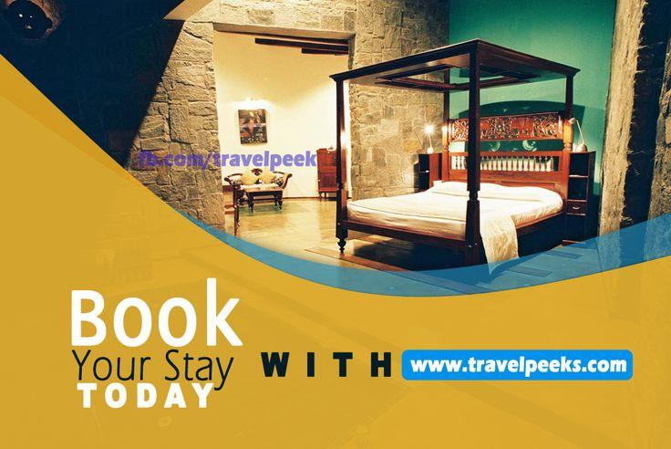 Online hotel booking site -  http://www.travelpeeks.com