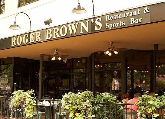 Roger Brown's Restaurant & Sports Bar Eat in Portsmouth
