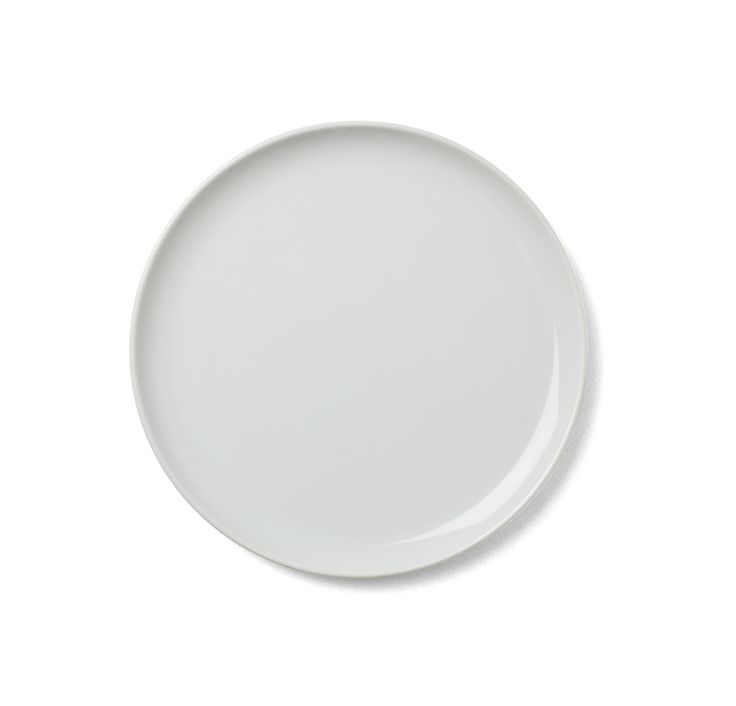 New Norm White Side Plate by Norm Architects for Menu