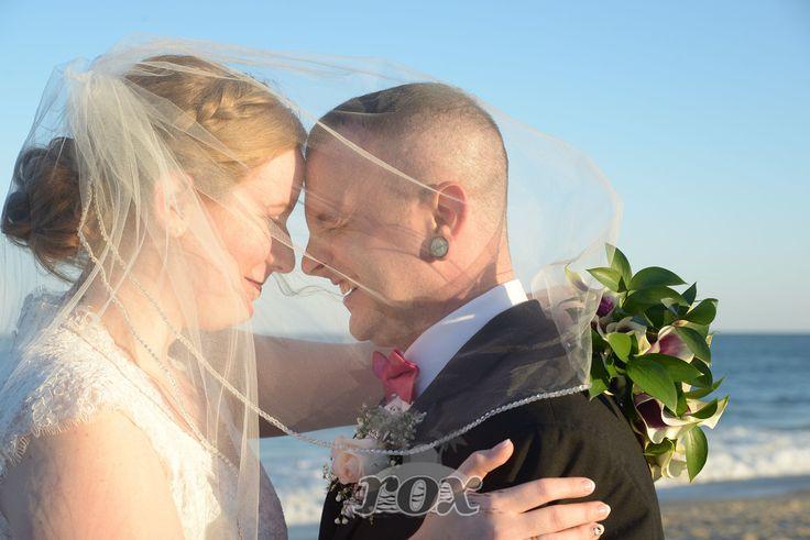 What happens under the veil, stays under the veil - Ocean City, MD beach weddings:  https://www.oceancitybeachwedding.com/