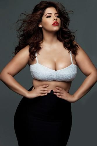 5 ladies who are leading the charge for plus-size models
