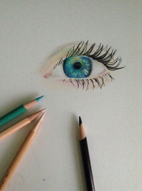 Eye drawing tumblr draw pinterest eyes drawing for Beautiful drawings tumblr
