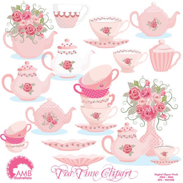80%OFF Tea time clipart,Teapot, tea party clipart, Floral tea time clipart, Tea time Roses clipart for scrapbooking, commercial use, AMB-961 by AMBillustrations on Etsy https://www.etsy.com/listing/241668284/80off-tea-time-clipartteapot-tea-party