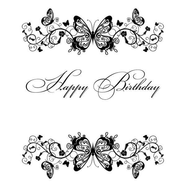 Happy Birthday Digi Sentiment
