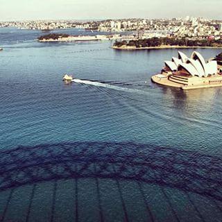 BridgeClimb, Sydney Harbour Brigde