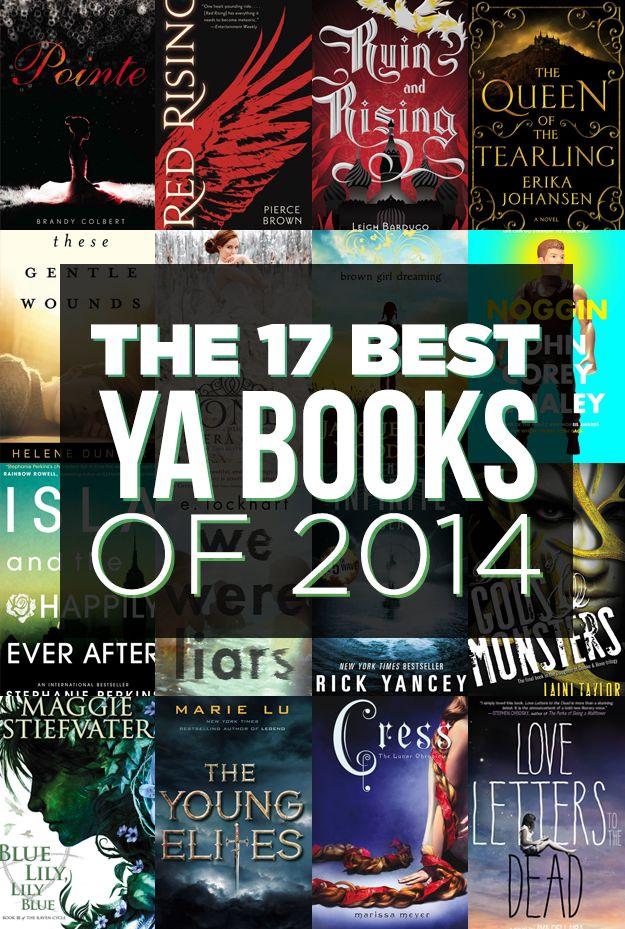 The 17 Best YA Books Of 2014 - BuzzFeed Books