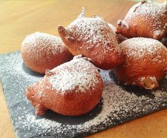 The One And Only Zeppole Recipe ~ Deep-fried bites of dough dusted with powdered sugar are easy to make and incredibly satisfying.