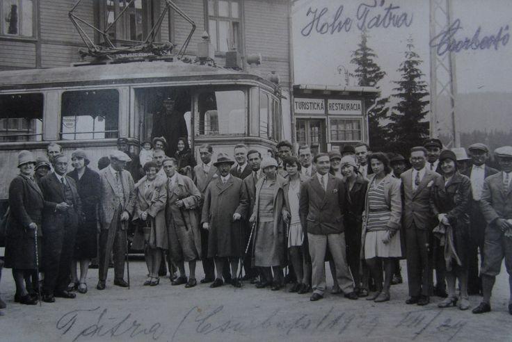 Hohe Tatra, 1929 july 29