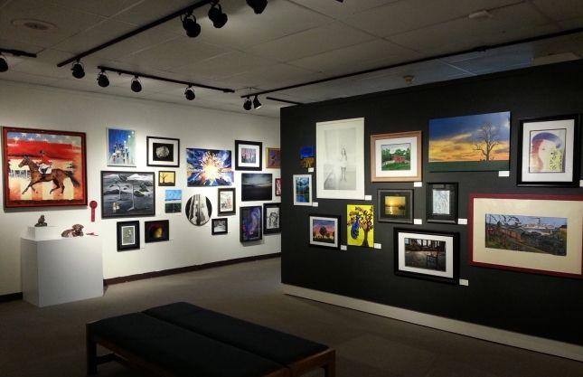 The Delaware State University Arts Center Gallery Gallery Art Center University Art