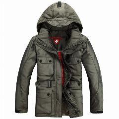 [ 43% OFF ] Wellensteyn Men Down Parka Jacket Coat 2016 New Winter Brand Fashion Thick Warm Overcoat Man Outerwear