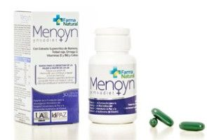 http://www.denatural.es/category184/menoyn-30-capsulas  Menoyn 30 Cápsulas  Concepto integral para el abordaje de la menopausia, Mejor calidad de vida, antes, durante y después