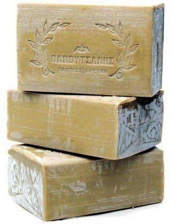 Papoutsanis Olive Oil Soap 3 Bars 8.4oz/250gr each by Papoutsanis Green Bar Soap, http://www.amazon.com/dp/B000150MFW/ref=cm_sw_r_pi_dp_VOOmsb0ZT7JH1